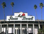 "Bell mapped improvements at Gate ""A"" of the Rose Bowl in Pasadena"